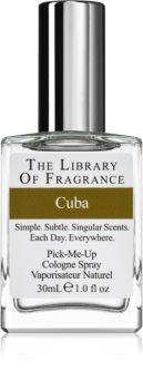 The Library of Fragrance Destination Collection Cuba Kölnin Vesi Unisex