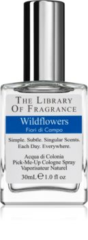 The Library of Fragrance Wildflowers Eau de Cologne for Women