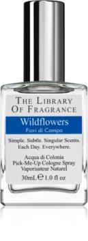 The Library of Fragrance Wildflowers eau de cologne pour femme