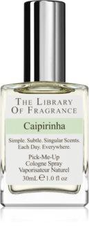 The Library of Fragrance Caipirinha eau de cologne mixte