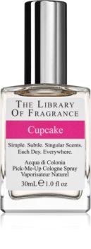 The Library of Fragrance Cupcake kolínská voda pro ženy