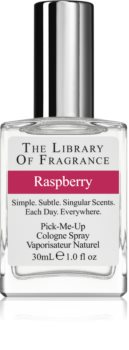 The Library of Fragrance Raspberry Eau de Cologne