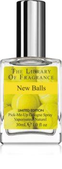 The Library of Fragrance New Balls Kölnin Vesi Miehille