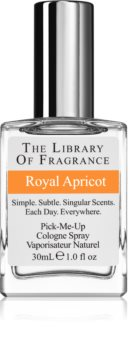 The Library of Fragrance Royal Apricot eau de cologne voor Vrouwen