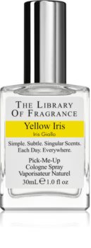 The Library of Fragrance Yellow Iris acqua di Colonia da donna