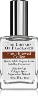 The Library of Fragrance Fresh Brewed Coffee acqua di Colonia unisex