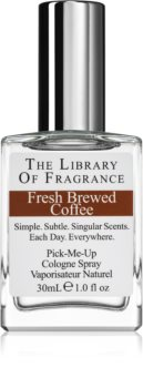 The Library of Fragrance Fresh Brewed Coffee Kölnin Vesi Unisex