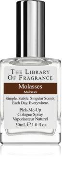 The Library of Fragrance Molasses eau de cologne mixte