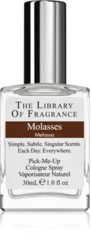 The Library of Fragrance Molasses eau de cologne Unisex