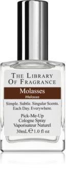 The Library of Fragrance Molasses kolínská voda unisex