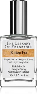 The Library of Fragrance Kitten Fur Eau de Cologne Unisex