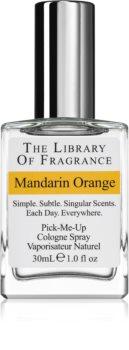 The Library of Fragrance Mandarin Orange eau de cologne mixte