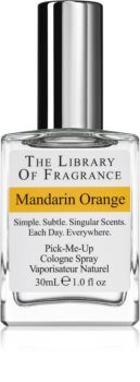 The Library of Fragrance Mandarin Orange Eau de Cologne Unisex