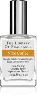 The Library of Fragrance Nitro Coffee kolínská voda unisex