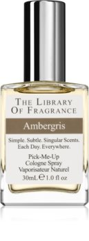 The Library of Fragrance Ambergris eau de cologne Unisex
