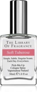 The Library of Fragrance Soft Tuberose Eau de Cologne for Women