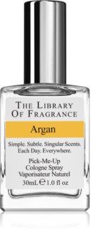 The Library of Fragrance Argan eau de cologne Unisex