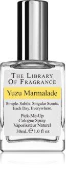 The Library of Fragrance Yuzu Marmalade eau de cologne mixte