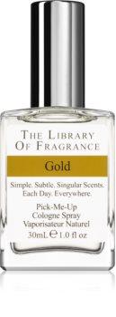 The Library of Fragrance Gold woda kolońska unisex