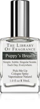 The Library of Fragrance Puppy's Breath eau de cologne mixte