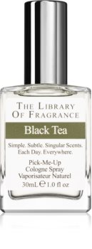 The Library of Fragrance Black Tea eau de cologne mixte
