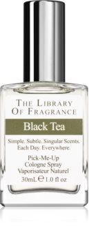 The Library of Fragrance Black Tea Eau de Cologne unisex