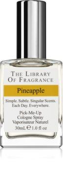 The Library of Fragrance Pineapple eau de cologne mixte