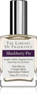 The Library of Fragrance Blackberry Pie eau de cologne mixte