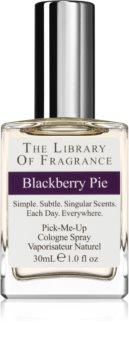 The Library of Fragrance Blackberry Pie kolínská voda unisex