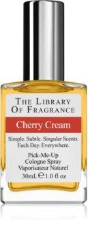 The Library of Fragrance Cherry Cream Eau de Cologne für Damen