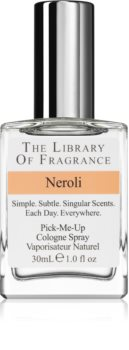 The Library of Fragrance Neroli Eau de Cologne for Women