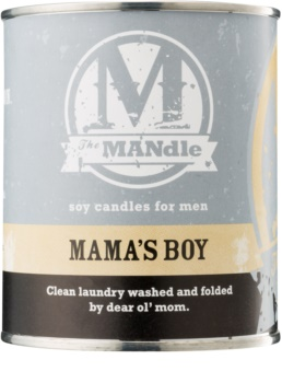 The MANdle Mama's Boy scented candle
