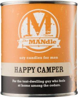The MANdle Happy Camper vonná svíčka