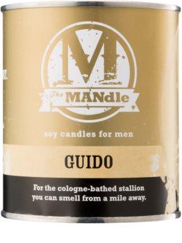 The MANdle Guido candela profumata
