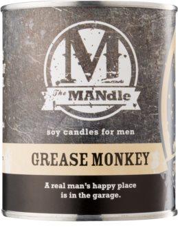 The MANdle Grease Monkey świeczka zapachowa
