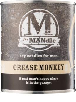 The MANdle Grease Monkey vonná svíčka