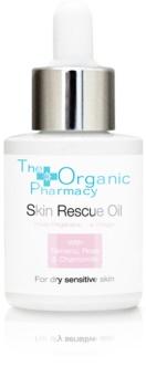 The Organic Pharmacy Skin huile SOS régénérante pour peaux sèches à sensibles