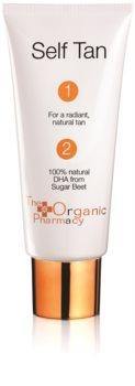 The Organic Pharmacy Sun önbarnító krém testre és arcra