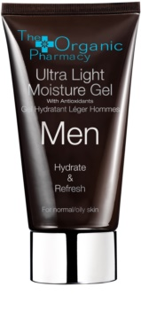 The Organic Pharmacy Men gel-crème léger hydratant pour peaux normales à grasses