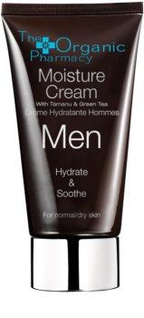 The Organic Pharmacy Men crème hydratante visage pour peaux normales à sèches