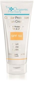 The Organic Pharmacy Sun Sunscreen Cream SPF 50