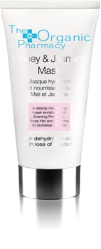 The Organic Pharmacy Skin Honey and Jasmine Face Mask for Dry Skin