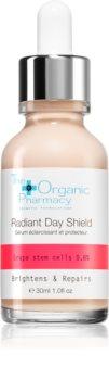 The Organic Pharmacy Brightens & Repairs дневен серум за озаряване на лицето