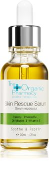 The Organic Pharmacy Skin успокояващ серум за чувствителна и суха кожа
