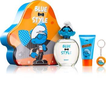 The Smurfs Brainy set cadou III. pentru copii