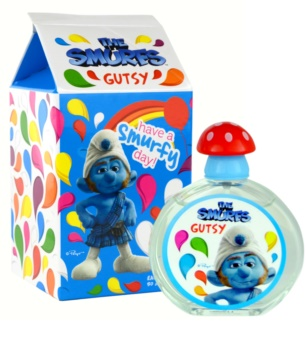 The Smurfs Gutsy toaletná voda pre deti