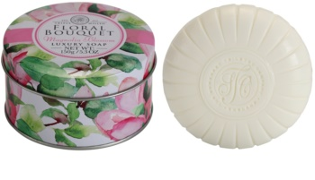 The Somerset Toiletry Co. Floral Bouquet Magnolia Blossom sabão luxuoso em barra