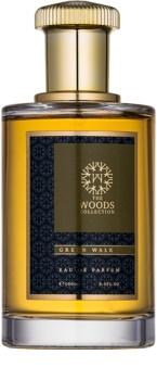 The Woods Collection Green Walk Eau de Parfum unissexo 100 ml