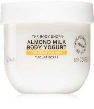 The Body Shop Almond Milk tělový jogurt
