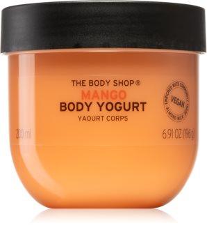 The Body Shop Mango Körperjoghurt